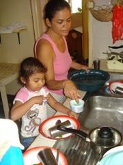 lavando-platos
