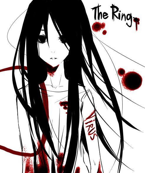 черно-белые картинки аниме про любовь