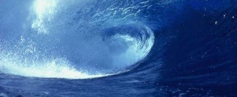 mar olas fondo pantalla wallpapers azul