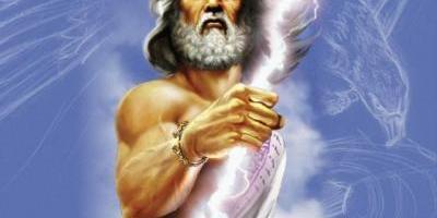 Dios zeus , dios del Trueno, dios del Olimpo