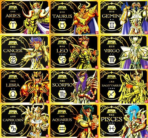 carta astral saint seiya